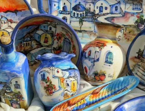 Сувениры из Греции: что привезти родным и близким