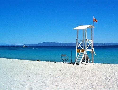 15 пляжей на Халкидиках, которые вы должны увидеть