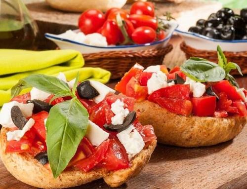 Цены на еду и продукты на Крите